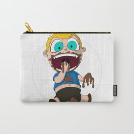Mud Pit of Om Nom Nom Carry-All Pouch