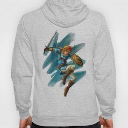 Link (The legend of Zelda Breath of the wild) Hoody