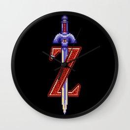 Skyward Sword Wall Clock