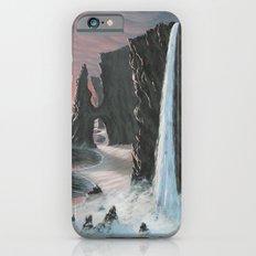 edge of the sea iPhone 6s Slim Case