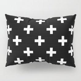 plus pattern Pillow Sham