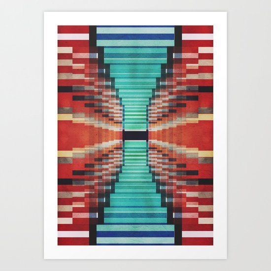 The Different Kind Art Print