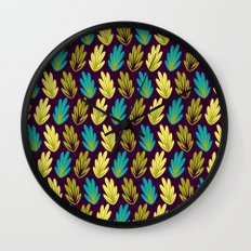 Little Leaf Wall Clock