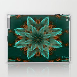 The flower of hope  Laptop & iPad Skin