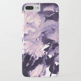 inkblot marble 9 iPhone Case