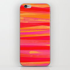 Strokes- Orange iPhone & iPod Skin