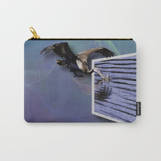 What A Catch Carry-All Pouch