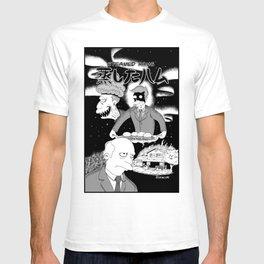 Spooky Steamed Hams T-shirt