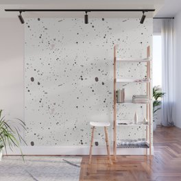Colorful Ink Splatter 0018 Wall Mural