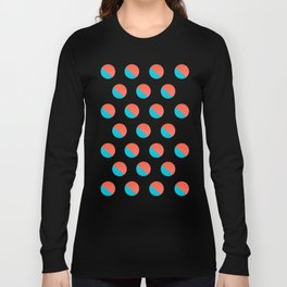 Abstraction_DOT_LOVE_002 Long Sleeve T-shirt