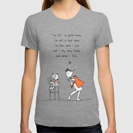 [Quotes] I'm mom T-shirt