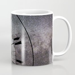 Time Warp. Time and Space, General Relativity. Coffee Mug