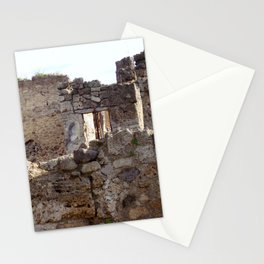 Pompeii Ancient Dwelling - 1 Stationery Cards