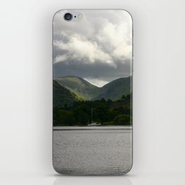 Centred iPhone Skin