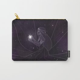 Queen of the Stars Carry-All Pouch