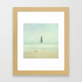 Sail Away - Newport Beach California Framed Art Print