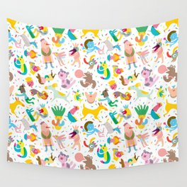 Party! Wall Tapestry