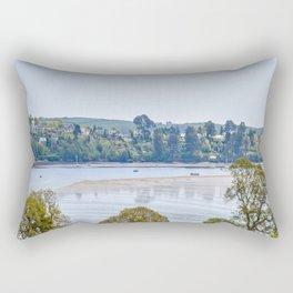 Mylor Walk - Harcourt and Restronguet Point Rectangular Pillow