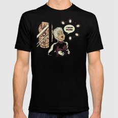 Collector Problems Mens Fitted Tee Black MEDIUM
