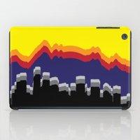 colorado iPad Cases featuring ColoRADo by Sierra LaFrance