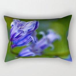 Bluebell Stem Rectangular Pillow