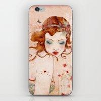 lolita iPhone & iPod Skins featuring Lolita by Minasmoke