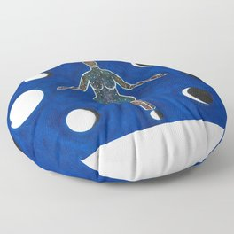 Cycle Floor Pillow