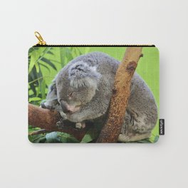 Koala At Rest Carry-All Pouch