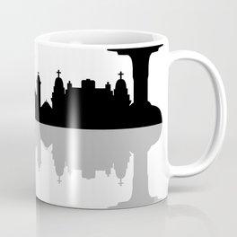 skyline of rio de janeiro Coffee Mug