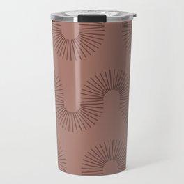 Shape and Color Study: Earth + Clay Travel Mug