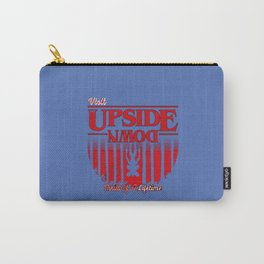 Upside down stranger thing Carry-All Pouch