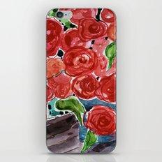 I love red iPhone & iPod Skin