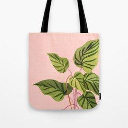 Upstart / Tropical Plant Tote Bag