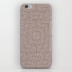 Bardarbunga Sepia iPhone & iPod Skin
