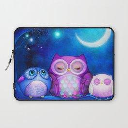 NIGHT OWLS Laptop Sleeve