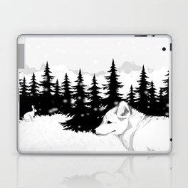 Arctic Animals - Arctic Tundra Laptop & iPad Skin