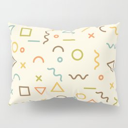 Abstract pattern Pillow Sham