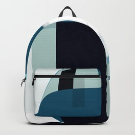 Geometric composition 5 Backpack