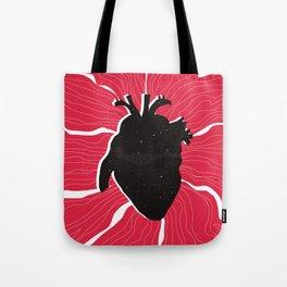 Heart full of stars Tote Bag