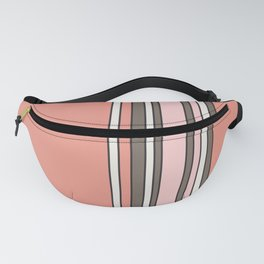 The Pink Stripes Fanny Pack