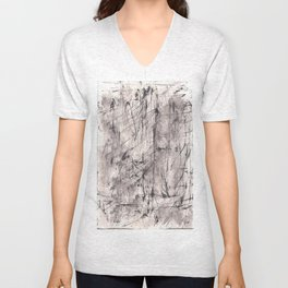 Zen Ink 7 Unisex V-Neck