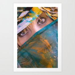 Photographic art Art Print