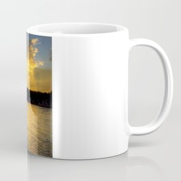 when the light turns to gold... Coffee Mug