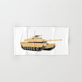 M1A1 / M1A2 Abrams Tank Hand & Bath Towel