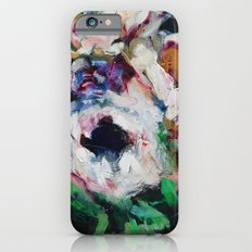Blurred Vision Series - Ranunculus Bouqet No. 1 Slim Case iPhone 6s