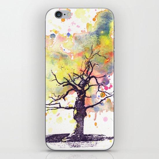 Alone Dead Tree iPhone & iPod Skin