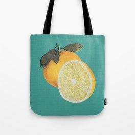 FRUITS OF THE CALIFORNIAN LOOM Tote Bag