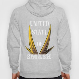 United State Of Smash, All Might Hoody