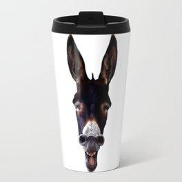 Laughing Donkey Travel Mug