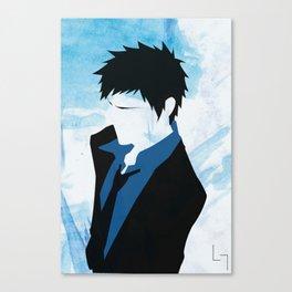 Yamamoto Canvas Print